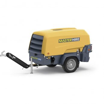 Trailer Mounted Air Compressors