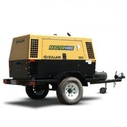 Master Hire 260cfm Air Compressor