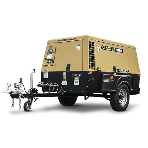 425 CFM Air Compressor