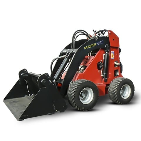 Master Hire Dingo Mini Loader