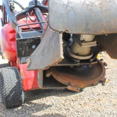 Stump Grinder Attachment
