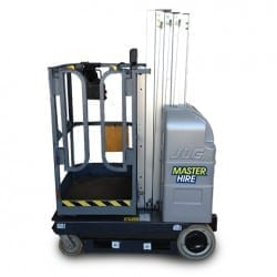Master Hire 20' Vertical Lift