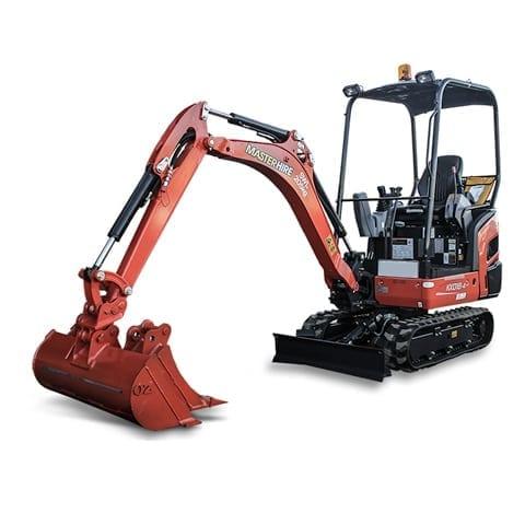 1.6t Mini Excavator