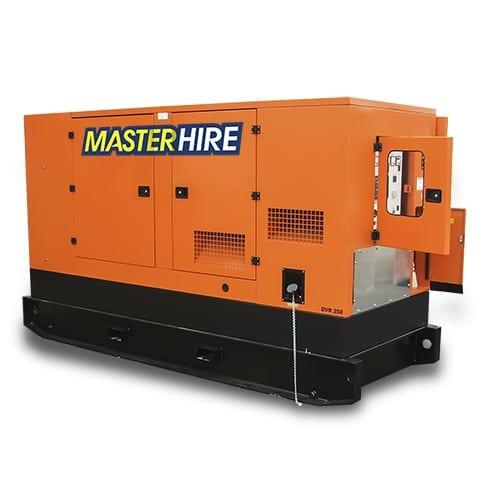Master Hire 250kva Generator