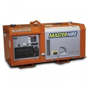 Master Hire 5kva Generator