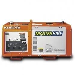 Master Hire 8kva Generator