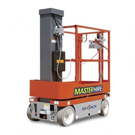 16ft Driveable Vertical Lift