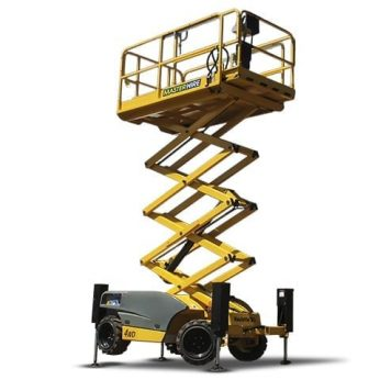 27ft Rough Terrrain Scissor Lift