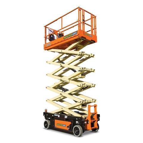 40ft Electric Scissor Lift