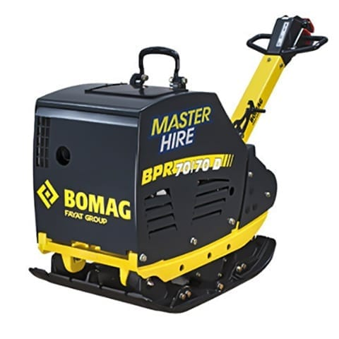Master Hire Large Vibrating Plate