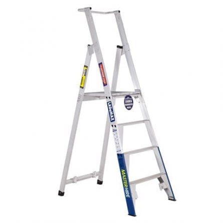 4ft Aluminium Platfrom Ladder