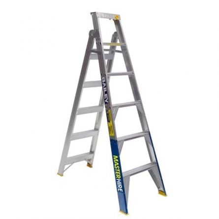 6ft Aluminium Step Ladder