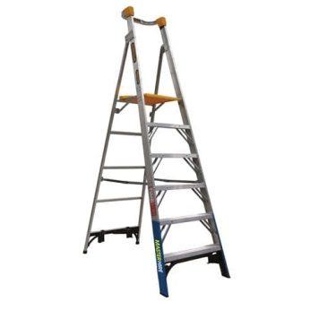 6ft Aluminium Platfrom Ladder