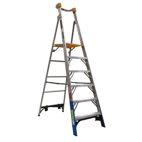 6ft Aluminium Platfrom Ladder