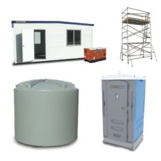 Site Buildings & Accessories