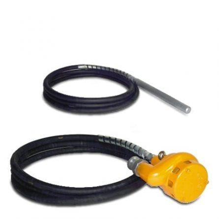 Concrete Vibrating Shaft & Pump