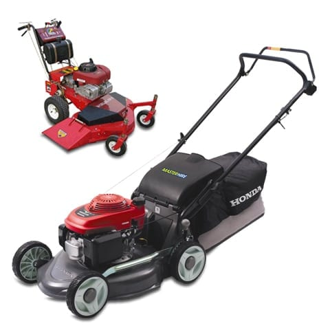Lawn Mover and Slasher