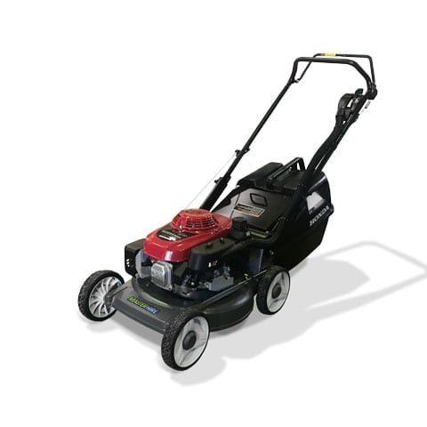 Master Hire Petrol Lawn Mower