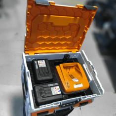 Master Hire battery pack