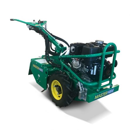 Self Propelled Rotary Hoe