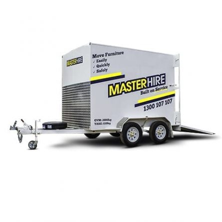 Tandem Axle Furniture Trailer