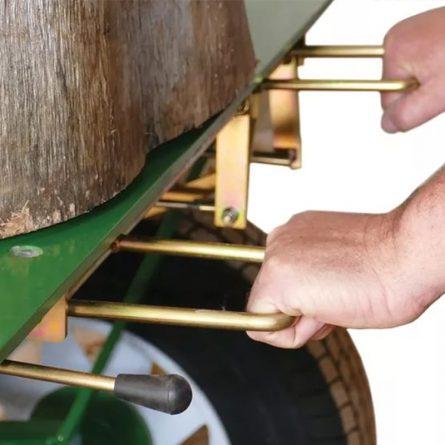 Trailer Mounted Log Splitters