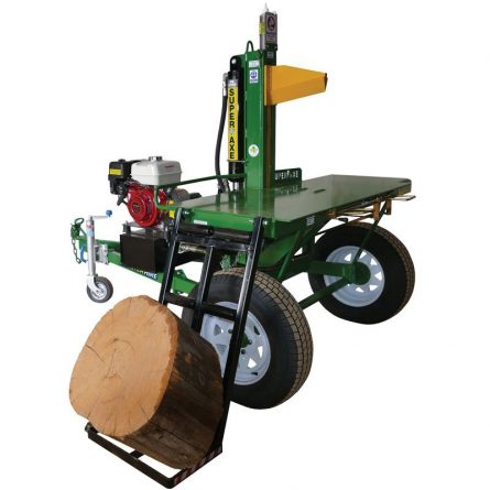 Master Hire's Trailer Mounted Log Splitters