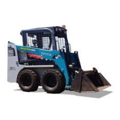 1.6t Skid Steer Loader