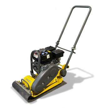 Small Plate Compactor With Rubber Mat