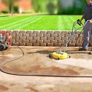 Pressure Cleaner Floor Cleaner Attachment