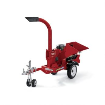 "4"" Garden Mulcher Wood Chipper"