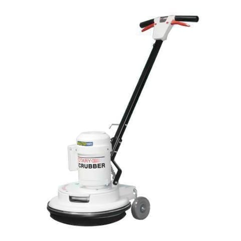 Rotary Floor Scrubber
