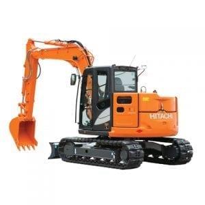8t Excavator