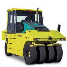 Multi Tyred Roller