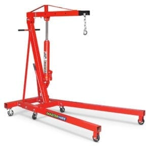 Hydraulic Engine Crane Hoist