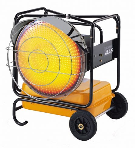 Infrared Portable Diesel Heater
