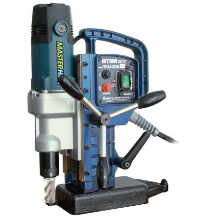 Electric Magnetic Base Drill