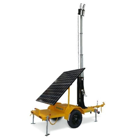 Solar Light Tower