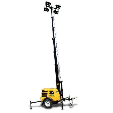 Master Hire METRO-LED Lighting Tower