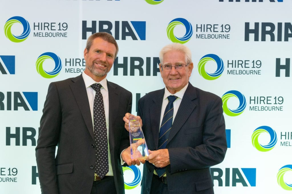 Master Hire Awarded 2019 Rental Company of the Year