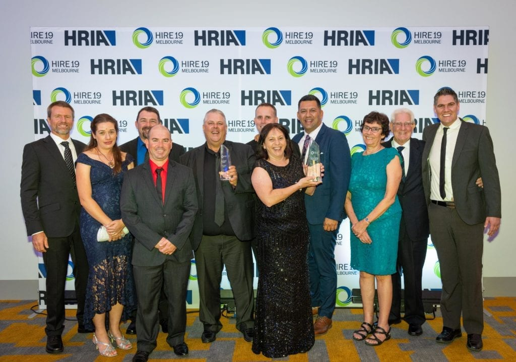 Master Hire Team Awarded 2019 Rental Company of the Year