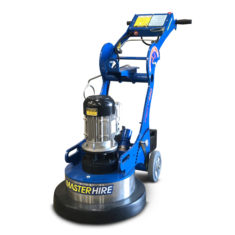 Master Hire's Large Concrete Floor Grinders