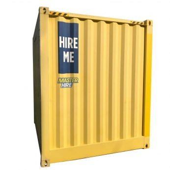Master Hire Dangerous Goods Shipping Container
