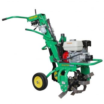 Master Hire's Rotary Tiller