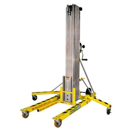 Material Hoist Lifts 18ft