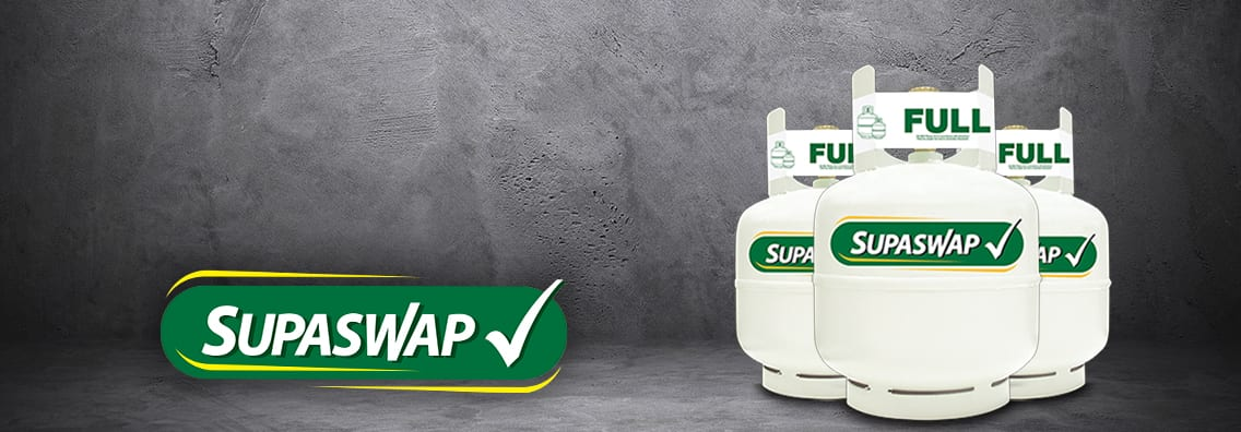 LPG SupaSwap now available at all Master Hire stores