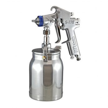Pressure Pot Spray Guns