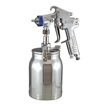 Pressure Pot Spray Guns