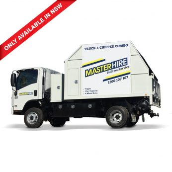 3t Tipper Trucks with Canopy