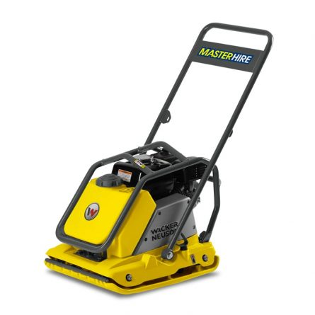 Plate Compactor with Sprayer